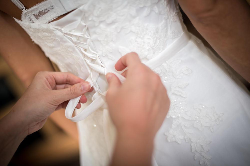 Brautkleid, Hochzeitsfotografie, Hochzeitreportage