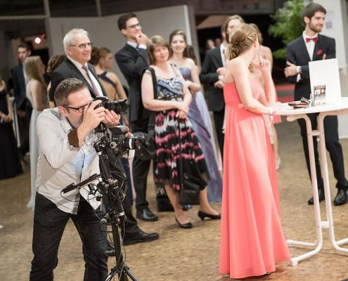 Eventfotografie, Eventfotograf, Abiball