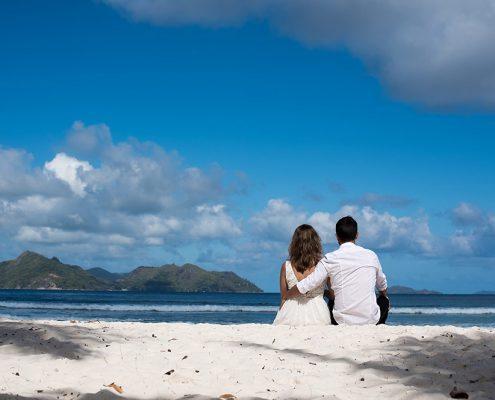 Wedding, Hochzeitsfotograf, Hochzeit, Bilder, Seychellen, La Digue