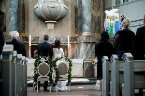 Hochzeitsfotograf, Hochzeit, Kirche