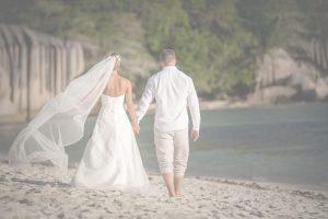 Hochzeit, Wedding, Seychellen