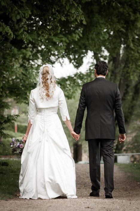 Hochzeitsfotograf, Hochzeit, Brautpaar, Brautpaafoto
