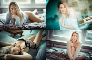 Homeshooting, Hamburg, Dessous, Sexy, Collage