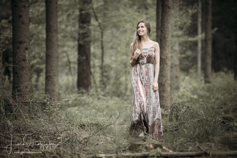 Outdoor Shooting, Mariella