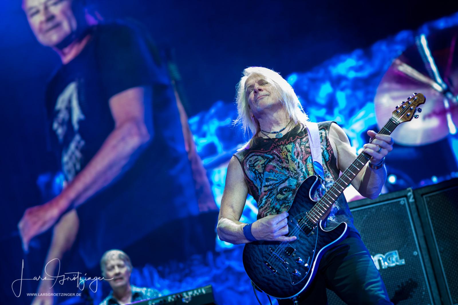 Deep Purple, Steve Morse, Live, Konzert, Concert, Hamburg