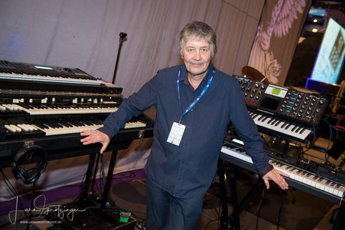 Don Airey, Deep Purple, Konzertfotografie, Backstage