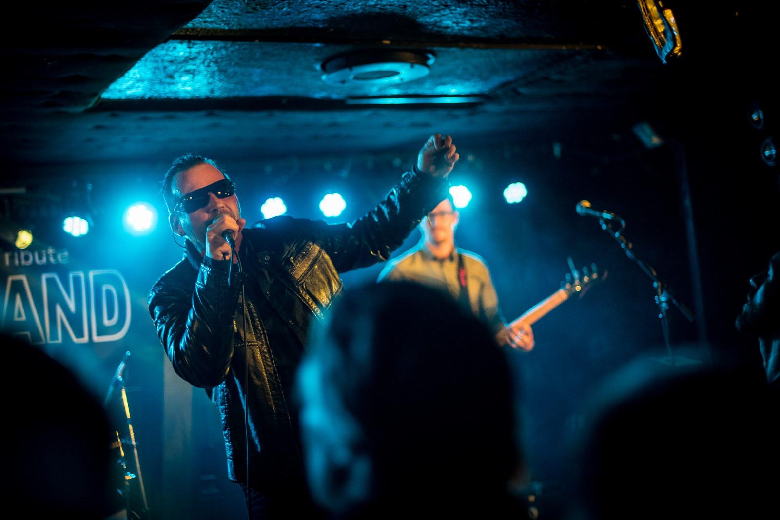 U2, Tribute, Coverband, Logo