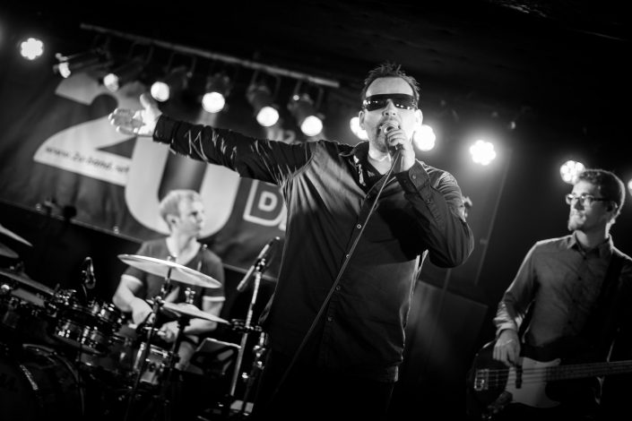 U2, Tribute, Coverband, Logo