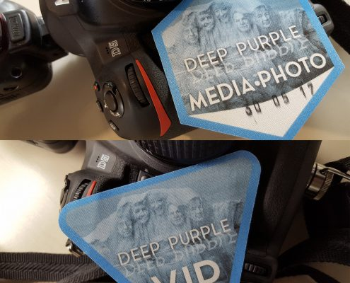 Deep Purple, VIP, Konzertfotografie, Backstage