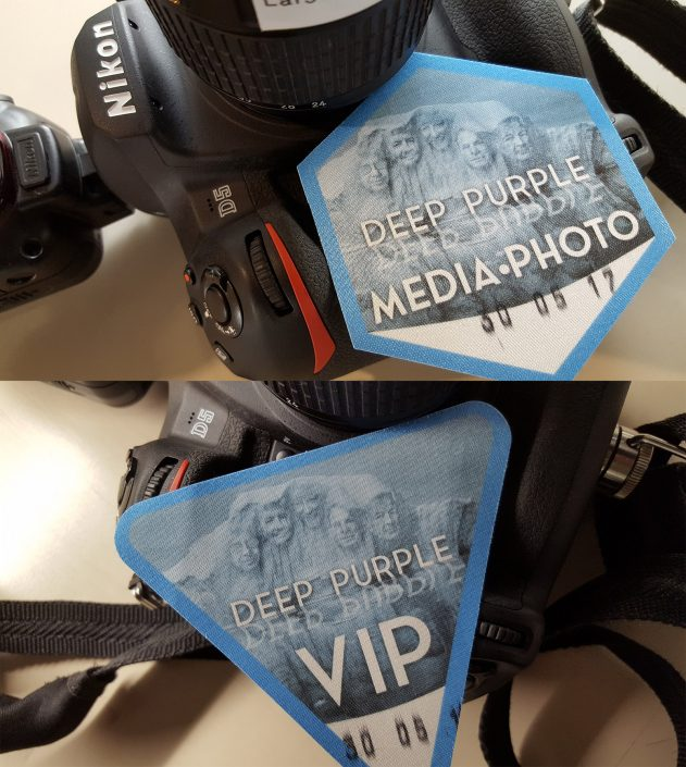 Deep Purple, VIP, Konzertfotografie, Backstage