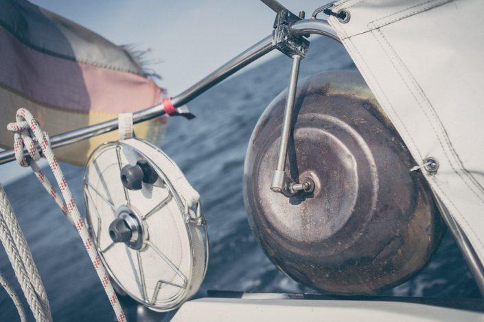 The Sailing Bassmann, Segeltour, Segeltörn