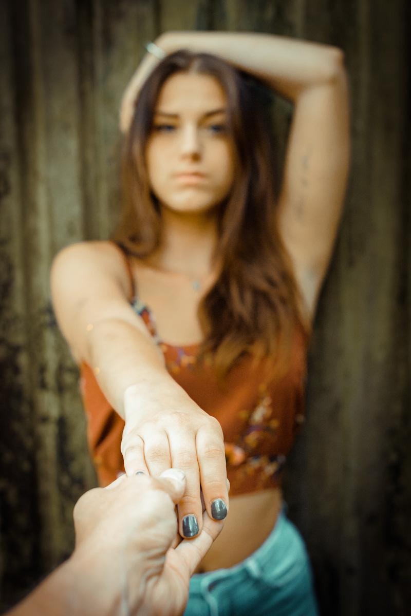 Outdoor, Fotoshooting, Peopleshooting, Portrait